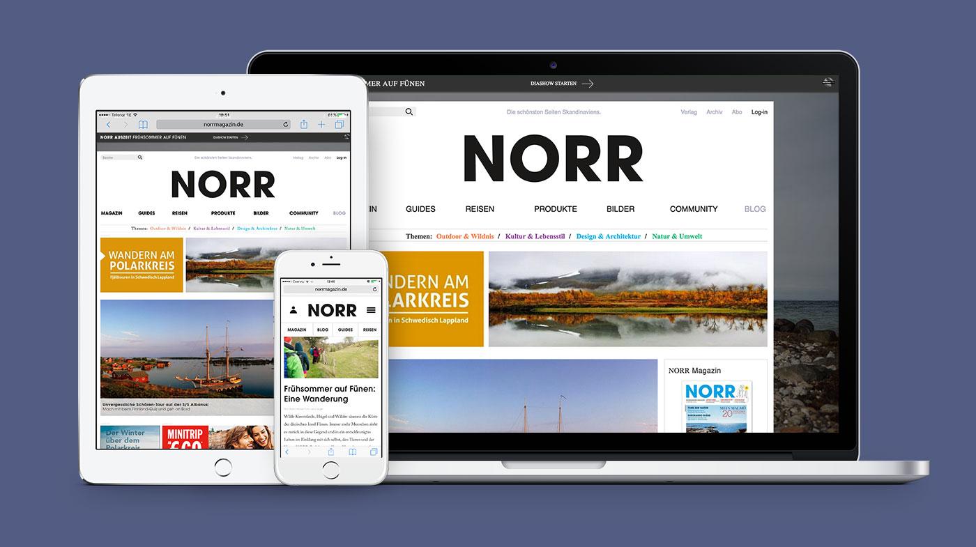 NORR online