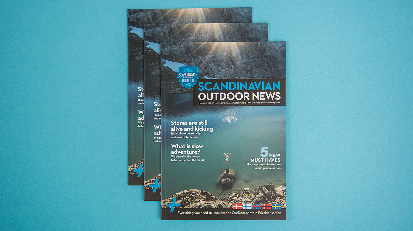 Scandinavian Outdoor News