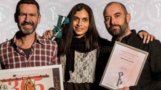 NORR vinner Publishingpriset